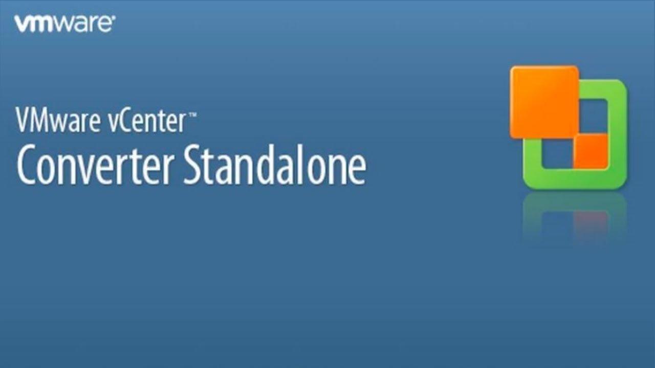 Install vmware vcenter converter standalone 6 0