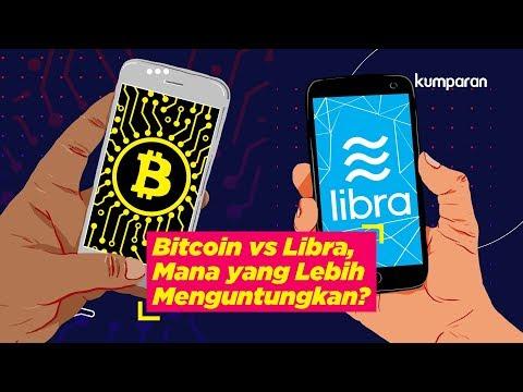 Podcast: Bitcoin Vs Libra, Mana Yang Lebih Menguntungkan?