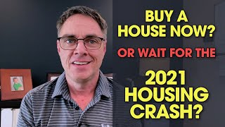 First Time Home Buyers Buy A House Now Or Wait For A Housing Market Crash