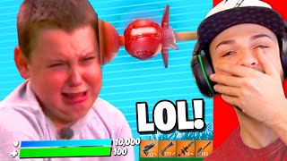 *NEW* FUNNIEST Fortnite MEMES! (Try NOT To Laugh)