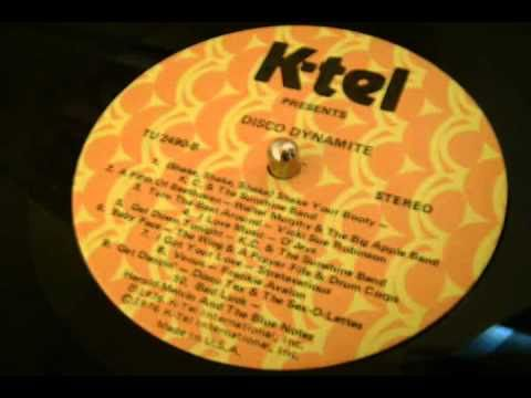 Disco Tex and the SexOLettes  Get Dancin LP 1974