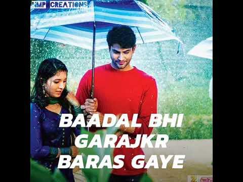 barsaad-bhi-aakar-chali-gayi-,mere-samne-wali-khidki-mein-full-whatsapp-status,nmp-creations