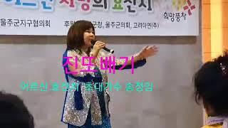 송정임 초대가수 / 진또배기 어르신효사랑잔치