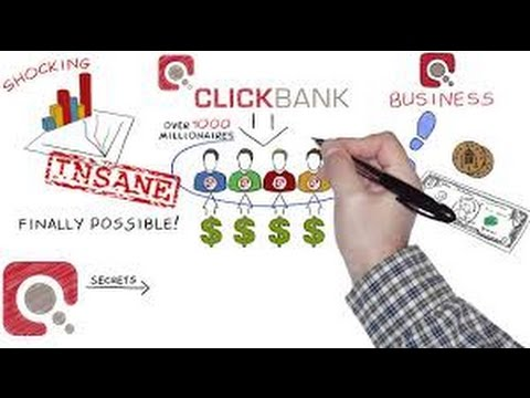 Clickbank Affiliate - affiliate programs - How to make money online for beginners