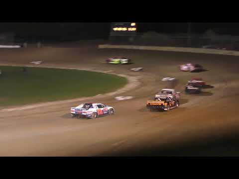Plymouth Dirt Track Grand National Feature 5-25-2019