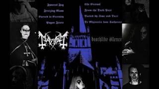 Mayhem - De Mysteriis Dom Sathanas Instrumental