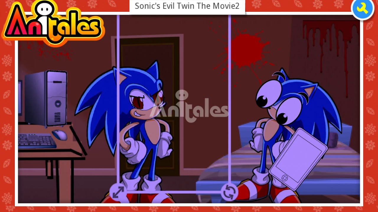 Anitales Sonic S Evil Twin The Movie2 Strawberry2775 Youtube