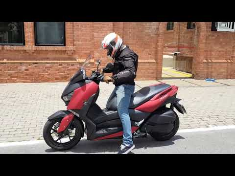 Yamaha XMax ABS 2020 - Teste Motoaction