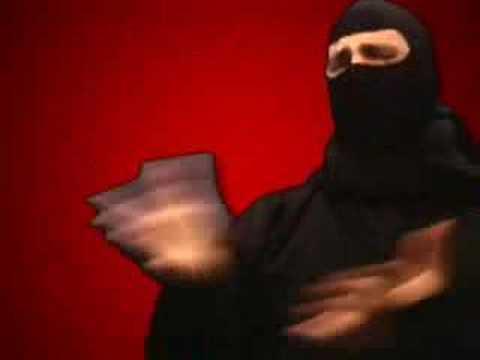 Ask a ninja: Red Swoosh