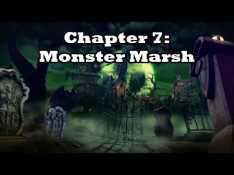 Skylanders: Trap Team - Blind Playthrough (Part 7 - Monster Marsh)