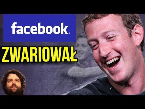 Facebook Cenzura 100% - Nowy Regulamin i ZAKAZANE SŁOWA - Komentator
