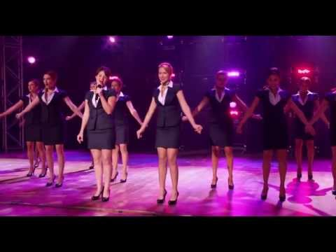 Pitch Perfect - Aubrey's Vomit Scene - HD