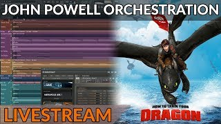 Track From Scratch: John Powell (How To Train Your Dragon) Type Orchestration
