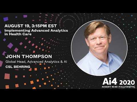 Implementing Advanced Analytics in Health Care