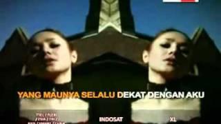 Mulan Jameela - Lagu Sedih (Karaoke + VC)