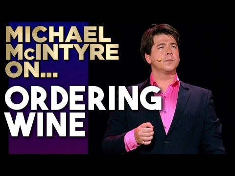 """Yes, That's Wine!"" 