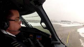 Embraer Lineage 1000 (E190 ECJ) landing at Geneva (LSGG) ed.vs.