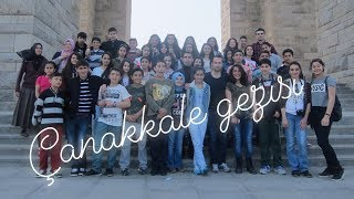 Çanakkale Gezisi | Ş.Ö.Ahmet Onay Ortaokulu