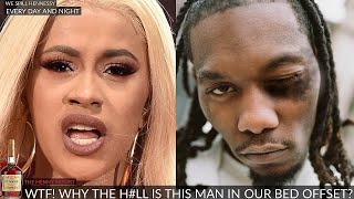 Cardi B PUT BOTH HANDS on Offset for CHEATING with a M** Allegedly (DIVORCE DETAILS)