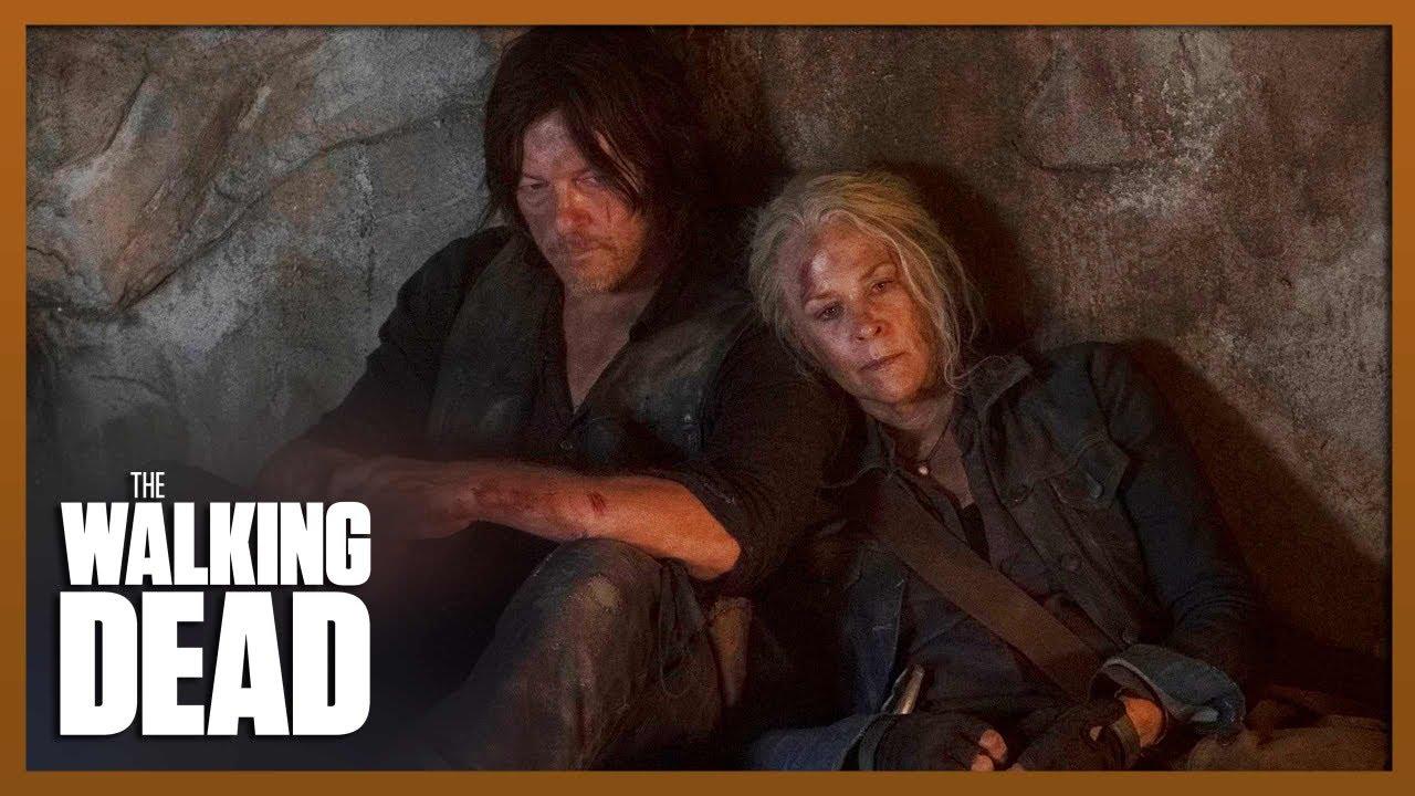 The Walking Dead Daryl Tot