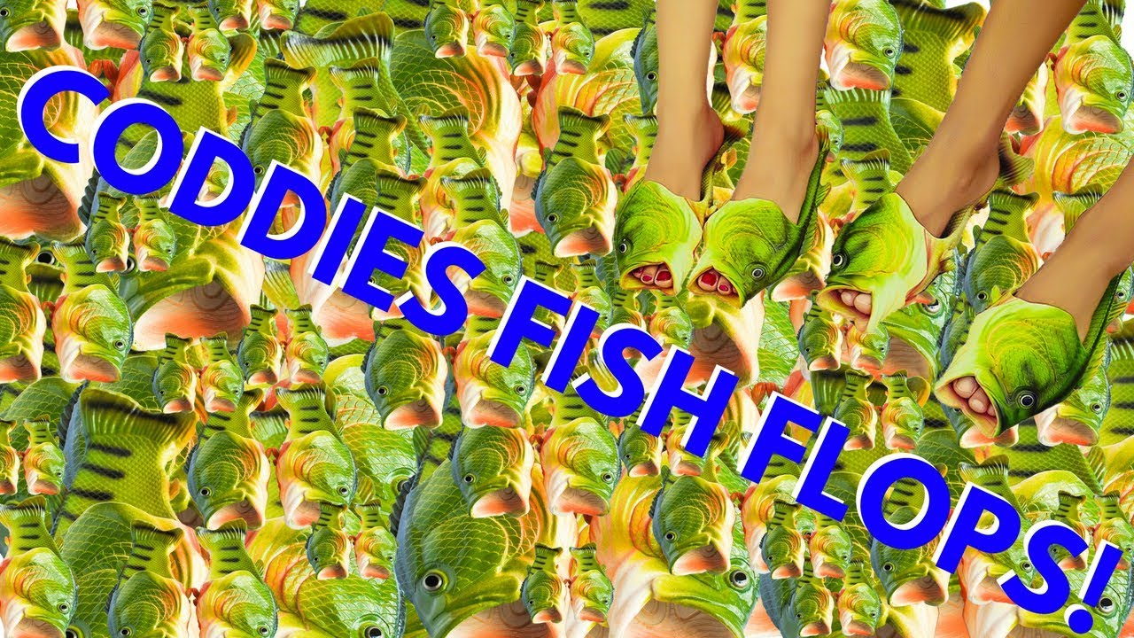 b5dfc5e005c The Summer Shoes of 2018 - Fish Flops! - YouTube