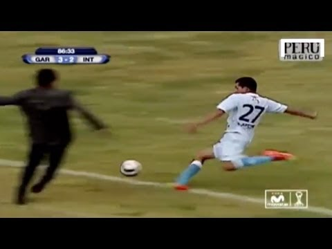Manager sent off for fouling a player