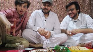 Peshawar food street Balochi Sajji and bata qulfi falooda   Street Food PAKISTAN