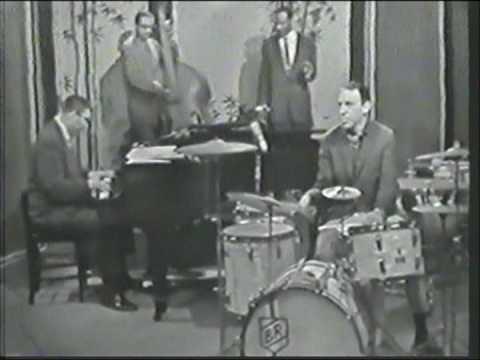 Buddy Rich on Lenny Bruce Show 1959