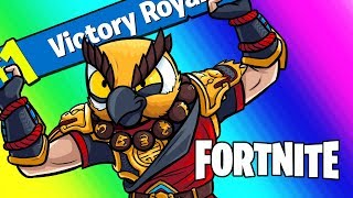 Fortnite Funny Moments - Vanoss Clutch?!
