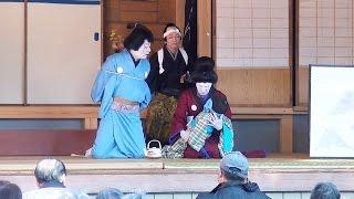 千葉)成田で「伊能歌舞伎」、約300人が地芝居を堪能