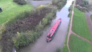 Narrow Boat Holiday - Droitwich Spa Marina