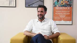 Leon center. Interview with Martín Corullon