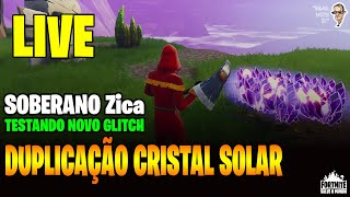 TESTING NEW SOLAR CRYSTAL DUPLICATING GLITCH-PATCH V. 10.30-Fortnite Save the World