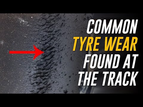 Motorcycle Tyre Wear On The Track: Common Types And Causes