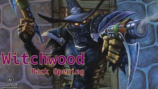 Witchwood Pack Opening!! - Hearthstone