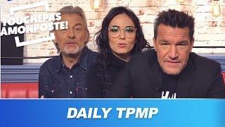 Les chroniqueurs rendent hommage à Johnny Hallyday - #DailyTPMP
