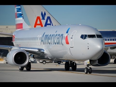 The NEW American Airlines At Los Angeles International Airport