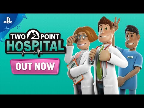 Two Point Hospital - Launch Trailer | PS4