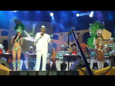 Bastidores da Gravao do Clipe Mancha Verde Carnaval - mario lago