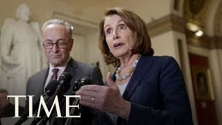 Nancy Pelosi, Bernie Sanders & More Introduce Bill To Raise Minimum Wage | TIME