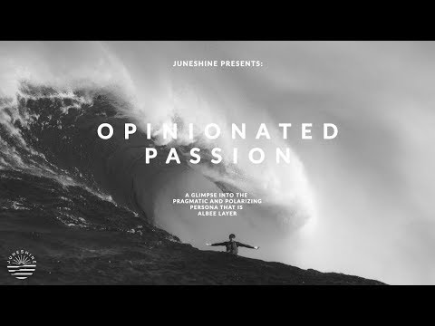 "Albee Layer Speaks His Mind in ""Opinionated Passion"""