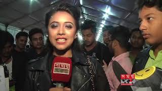 সঙ্গীতশিল্পী ঐশীর সঙ্গে কথা বললো বাংলাদেশি রোবট 'বন্ধু'!    Bangla News TV Network