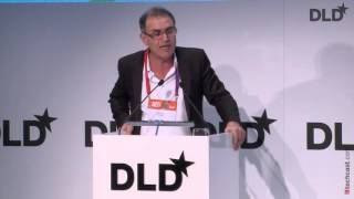 Economic Outlook 2016 (Nouriel Roubini, Chairman at Roubini Global Economics) | DLD16