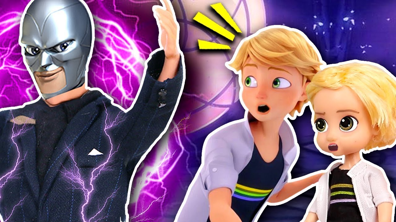 Adrien And His Brother Find Out His Father S Hawk Moth