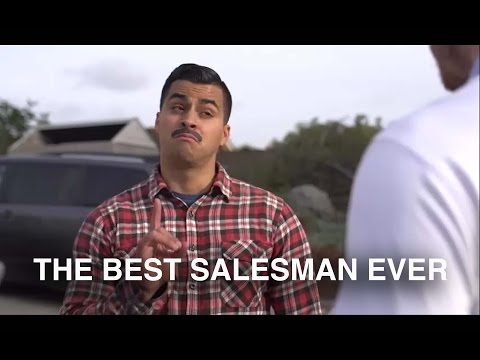 The Best Salesman Ever! - David Lopez