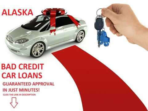 Bad Credit Auto Loans in Alaska - Guaranteed Approval