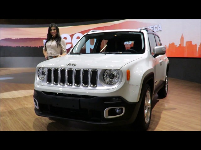 Jeep Renegade 2017 Limited Flex - detalhes, preço - www.car.blog.br