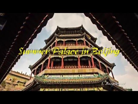 Summer Palace in Beijing - China (HD1080p)