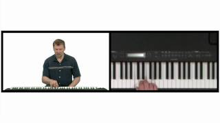 Piano Chord Inversions - How To Play The Same Piano Chord In Different Ways