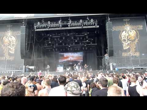ANY GIVEN DAY 'Diamonds' live at Summer Breeze 2015